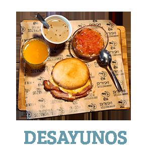 Desayunos La Ramona