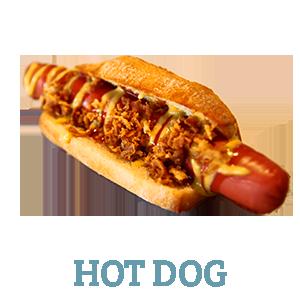 Hot Dog La Ramona