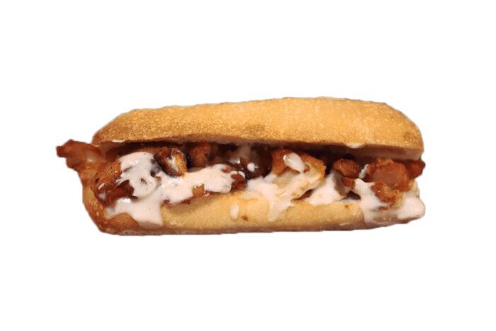 Ramoncito Kebab con salsa de yogur- La Ramona